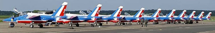 photo-Patrouille de France fan club 1